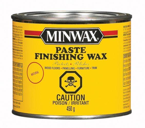 Cire en pâte de finition Minwax Image de l'article