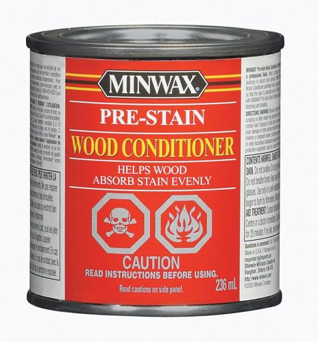 Minwax Pre-Stain Wood Conditioner, 236-mL Product image