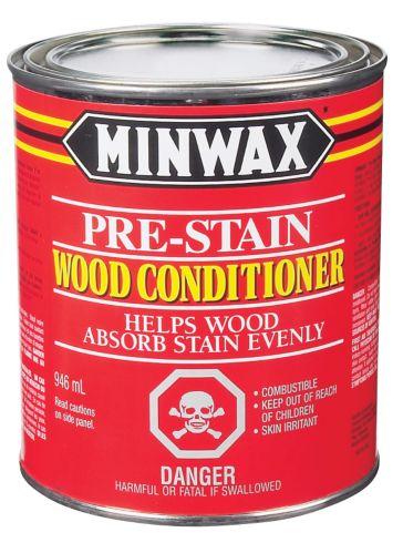 Apprêt à bois de pré-teinture Minwax, 946 ml Image de l'article