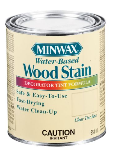 Minwax Water-Based Stain, Tint Base Product image