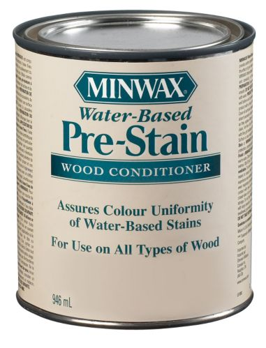 Minwax Water Based Wood Conditioner Canadian Tire