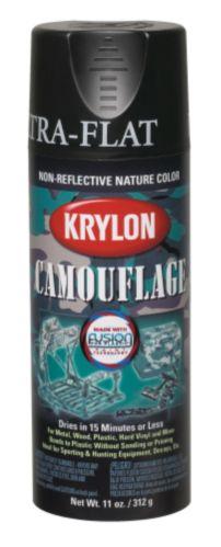 Peinture en aérosol Krylon camouflage Image de l'article