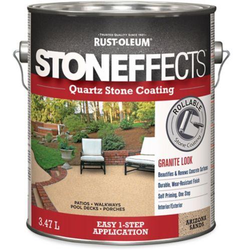 Stoneffects Quartz Stone Coating, Arizona Sands, 3.47-L Product image