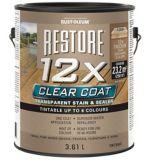 Rust-Oleum Restore 12x Transparent Clear Coat, 3.8-L | Rust-Oleumnull