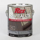 Resurfaceur pour bois et béton Rez Revitalize, noyer, 3,78 L | REZnull