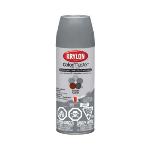 Apprêt Krylon Colormaster, gris