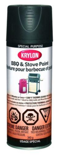 Peinture pour barbecue et poêle Krylon Image de l'article