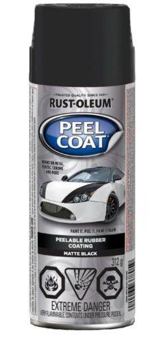 Revêtement caoutchouté Peel Coat, 312 g