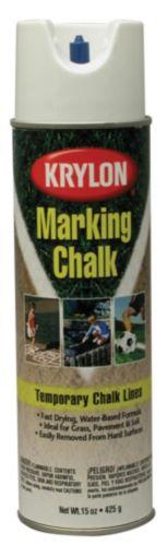 Krylon White Landscape Marking Chalk Product image