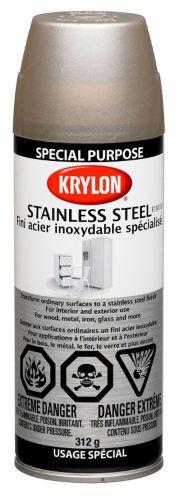 Fini acier inoxydable Krylon® Image de l'article