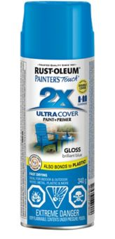 Painter's Touch 2X Gloss Spray Paint, 340-g