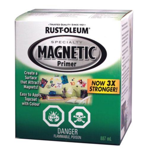 Apprêt magnétique au latex Rust-oleum Image de l'article