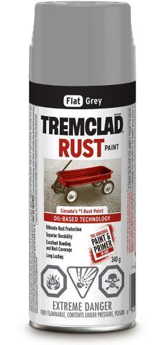 Rust-Oleum Tremclad Rust Paint, Aerosol Spray, 340-g Product image