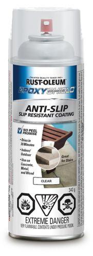 Revêtement antidérapant Rust-Oleum EpoxyShield, 340 g Image de l'article