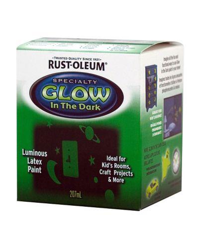Peinture luminescente Rust-Oleum, applic. au pinceau, 207 mL