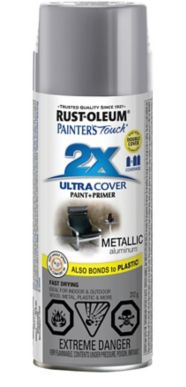 Painters Touch 2x Gloss Spray Paint 340 G Canadian Tire
