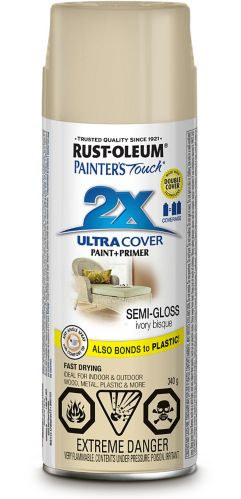 Painter's Touch 2X Spray Paint, Semi-Gloss, 340-g Product image