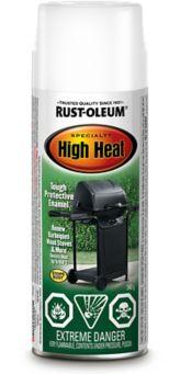 High Heat Spray Paint 340 G Canadian Tire
