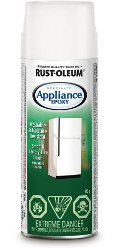Rust-Oleum Specialty Appliance Epoxy Spray Paint,  340-g Product image