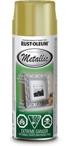 Peinture aérosol métallique, 312 g Image de l'article