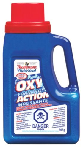 Thompson's Oxy Cleaner