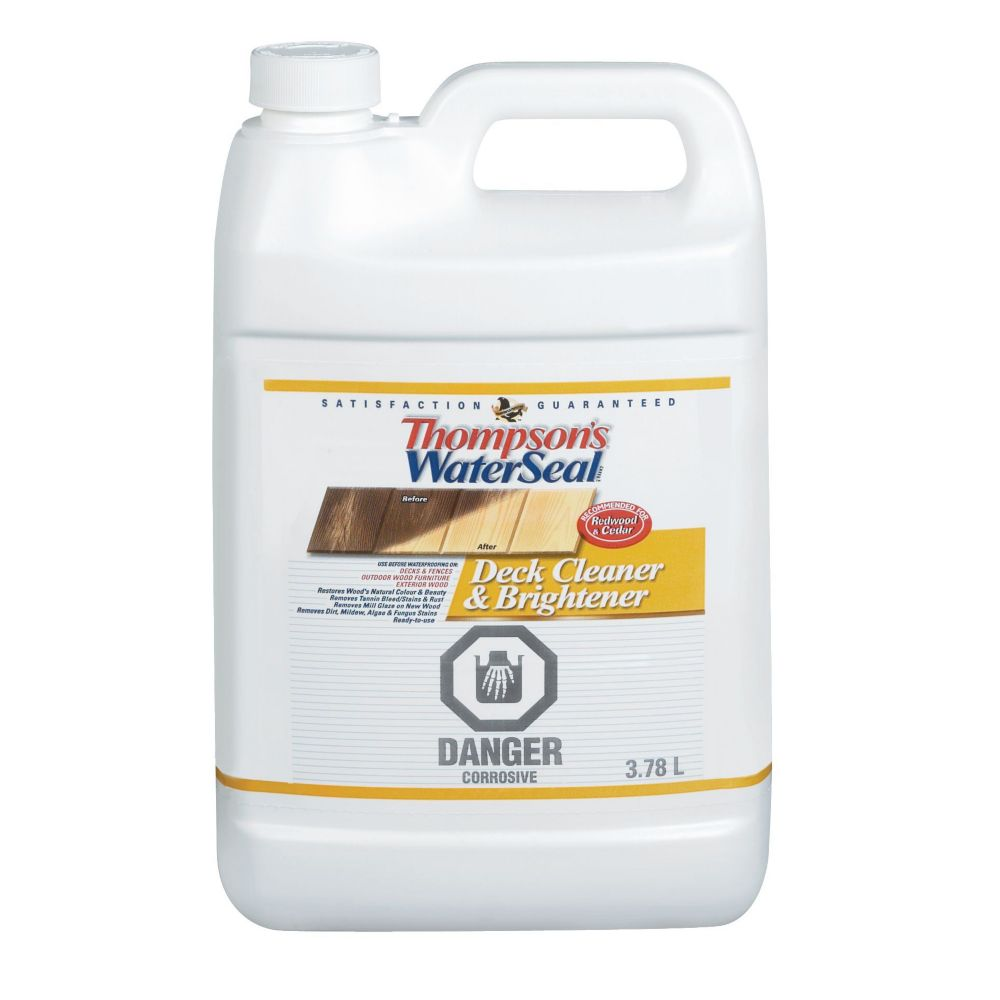 Thompson's Deck Cleaner & Renewer