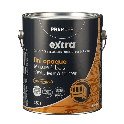 Premier Active Solid Exterior Stain, Medium Base, 1-Gallon Product image