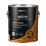 Teinture d'extérieur opaque Premier Active, prémélangée, cèdre, 1 gallon | Premier Paint Premier Activenull