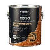 Premier Extra Semi-Transparent Exterior Stain, Cedar, 1-Gallon | Premier Paint Premier Activenull