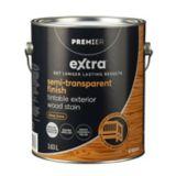 Teinture d'extérieur semi-transparente Premier Active, base à teinter, 1 gallon | Premier Paint Premier Activenull