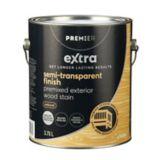 Premier Active Semi-Transparent Exterior Stain, Premixed Natural, Gallon | Premier Paintnull