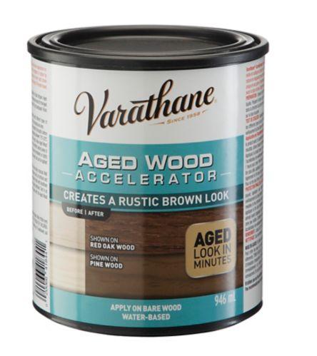 Accélérateur de vieillissement du bois Varathane, 946 mL Image de l'article