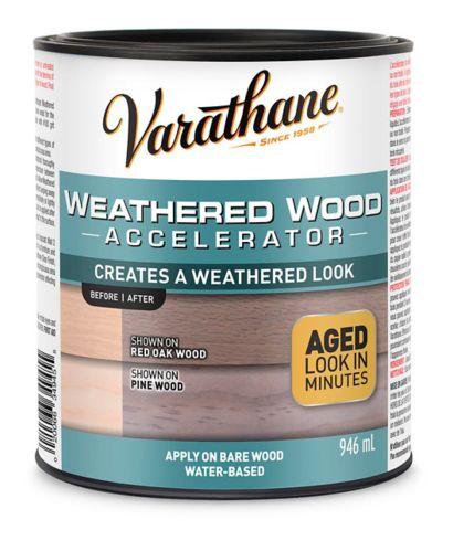 Varathane Weathered Wood Accelerator, 946-mL Product image