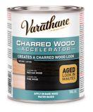 Varathane Charred Wood Accelerator, 946-mL | Varathanenull