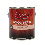 REZ Solid/Semi-Transparent Stain, 3.78-L