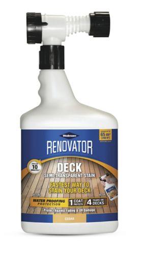 Wolman Renovator Deck Stain Sprayer, 1.65-L Product image