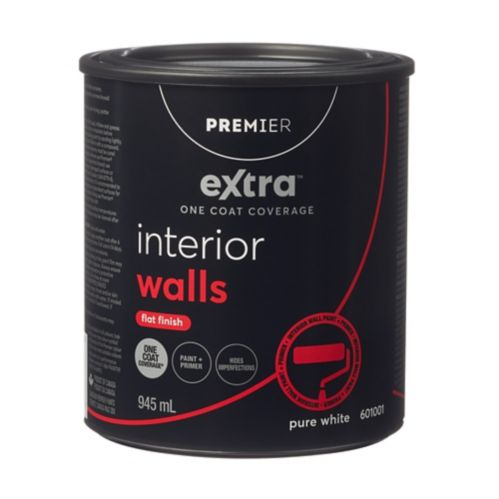 Premier Extra Interior Walls Paint, Flat Product image