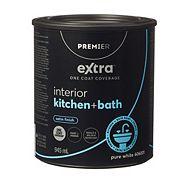 Peinture pour cuisine et salle de bain Premier Extra, satin