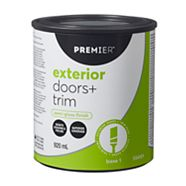 Premier Exterior Doors & Trim Paint, Semi-Gloss