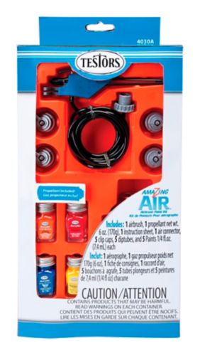 Rust-Oleum Amazing Airbrush Kit, 753-g Product image