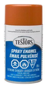 Testors Spray Enamel Paint, Fiery Orange, 85-g   Canadian Tire