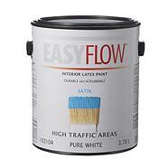 EasyFlow Interior Latex Paint, Satin