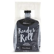 Premier Ready To Roll Interior Eggshell Paint, Pure Black, 3.78-L