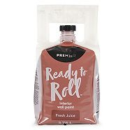 Premier Ready To Roll Interior Eggshell Paint, Fresh Juice, 3.78-L