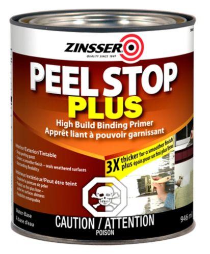Apprêt liant Zinsser Peel Stop Plus, pinte Image de l'article