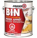 Zinsser BIN Shellac Base Primer-Sealer, 3.7-L   Zinssernull