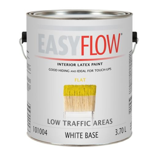 Easyflow Interior Latex Paint, Flat Product image