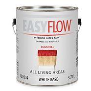 Peinture d'intérieur au latex Easyflow, coquille d'œuf
