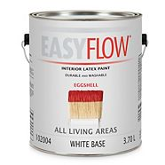 Easyflow Interior Latex Paint, Eggshell