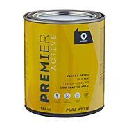 Premier Active Interior Paint, Flat/Matte